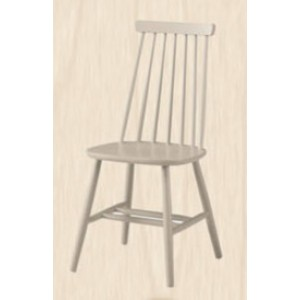 CHAIR 7008 - WHITE