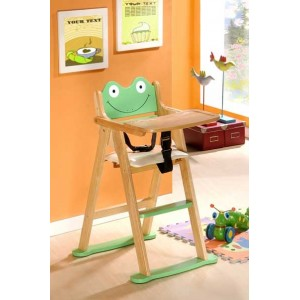 Folding baby chair I CHC FROG