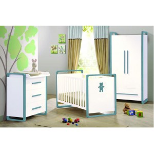 Baby Bedroom Set I Teddy's Dream