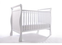 Cot Bed I CIRCLE SLEIGH