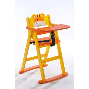 Character High Chair – GIRAFFE