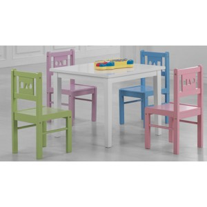 Kid table & chair I BS321