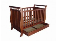 Convertible Crib I WC1008 (OAK)